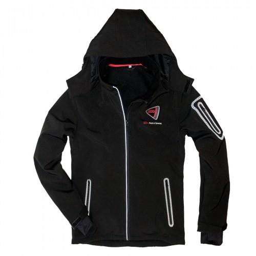 BBS Softshell Jacket BLACK, MEN