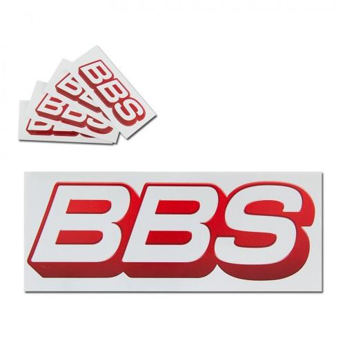 BBS Sticker Set