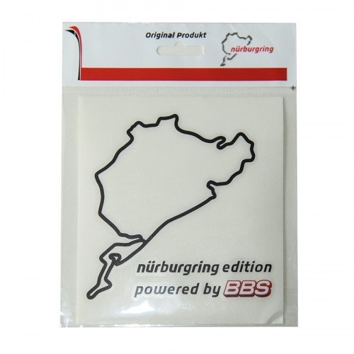BBS Nürburgring Edition Sticker