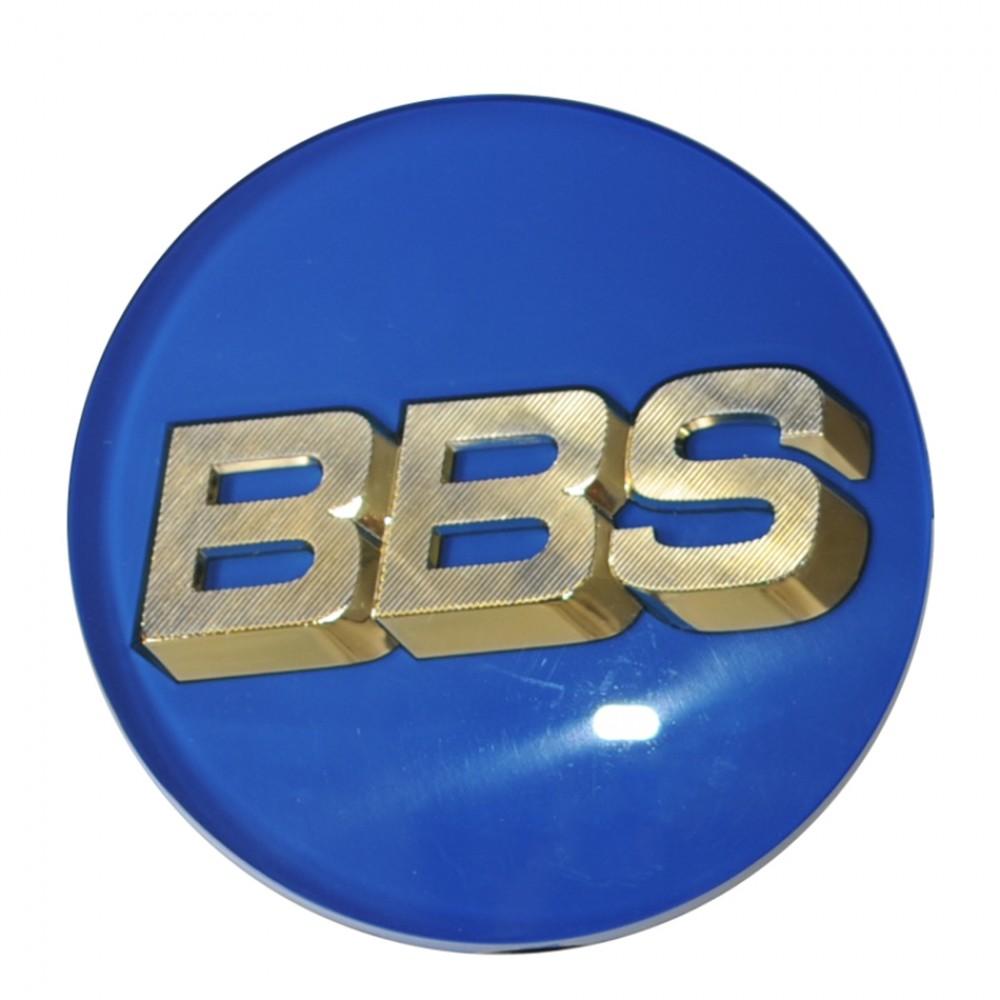 BBS Center Cap Gold/Blue at AMG Australia