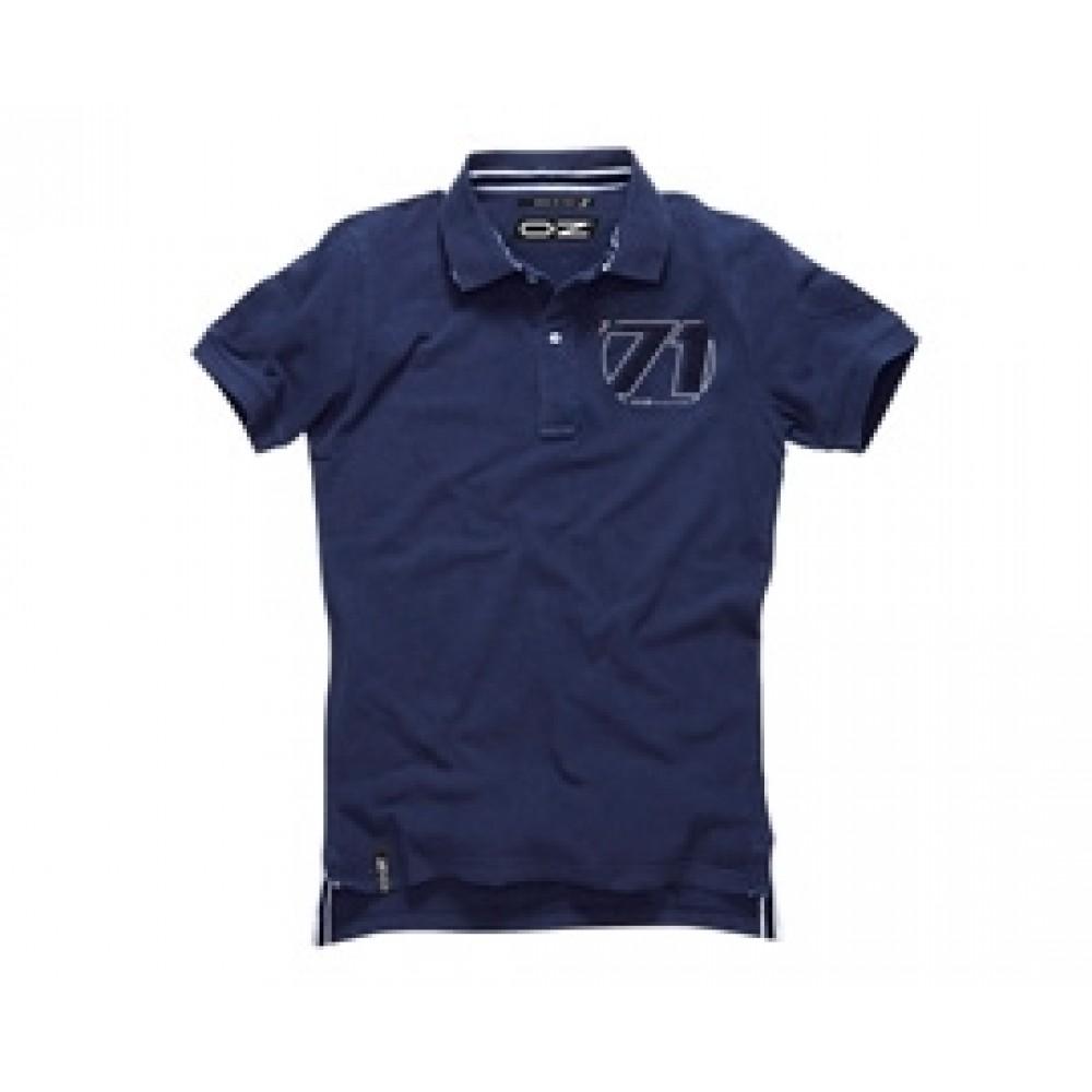 OZ 71 Polo Shirt Blue Navy at AMG Australia