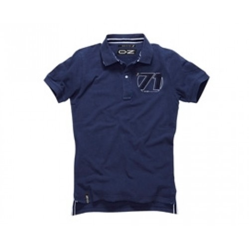 OZ 71 Polo Shirt Blue Navy