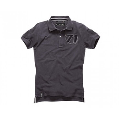 OZ 71 Polo Shirt Dark Grey