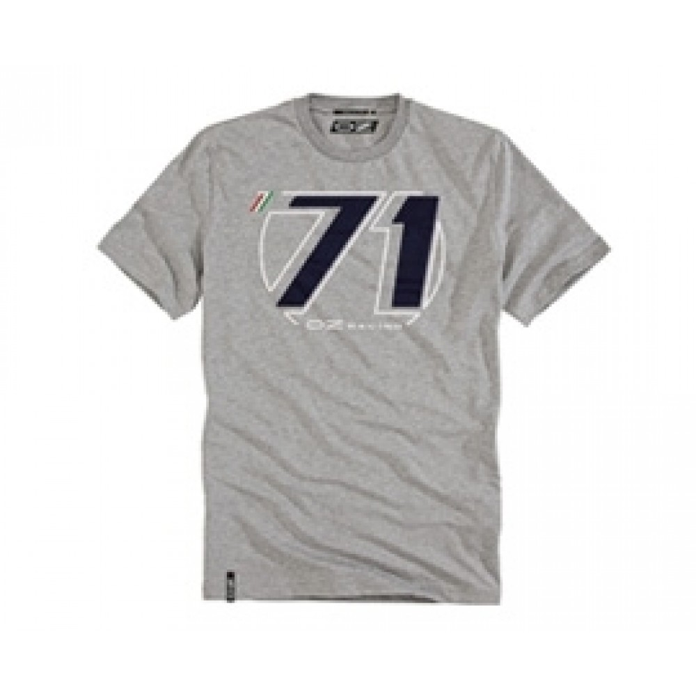 OZ 71 T-Shirt Grey at AMG Australia