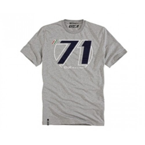 OZ 71 T-Shirt Grey