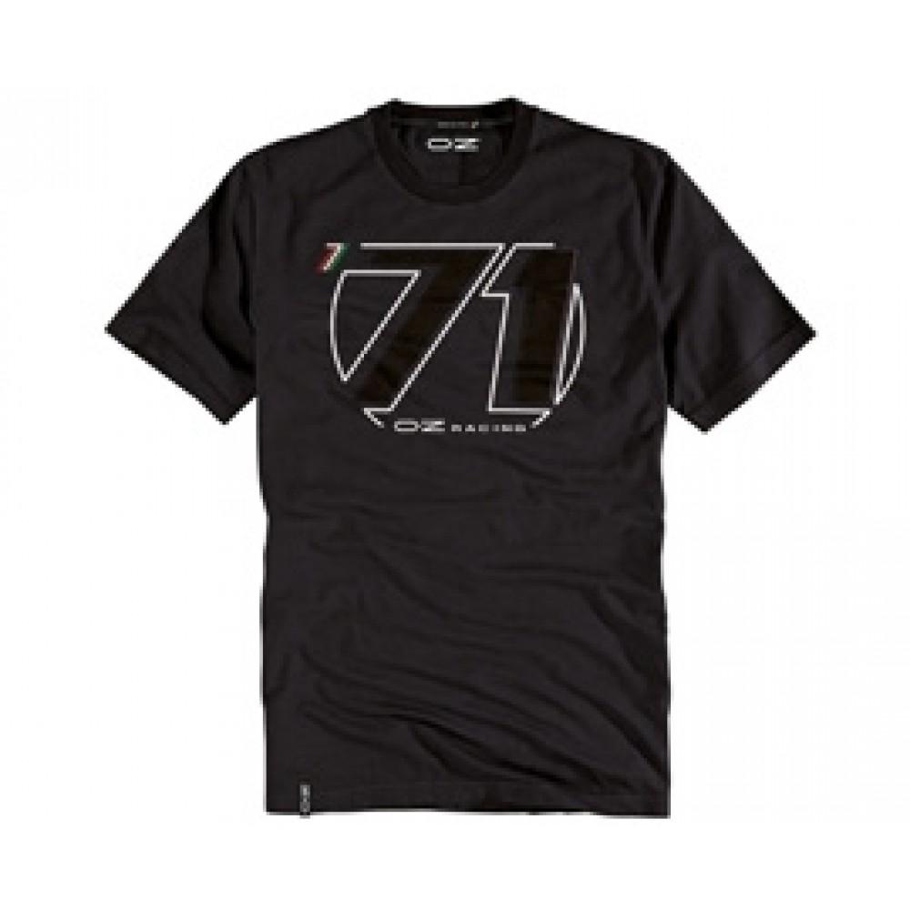 OZ 71 T-Shirt Black at AMG Australia