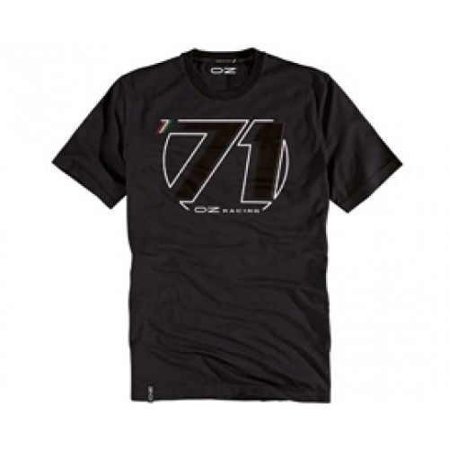OZ 71 T-Shirt Black