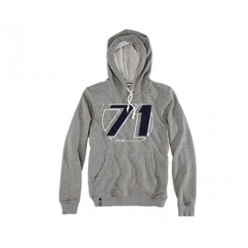 Hooded Sweatshirt OZ 71 Grey