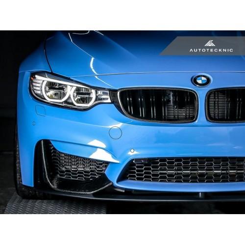 AUTOTECKNIC CARBON FIBER DUAL-SLATS FRONT GRILLES - F32/ F36 4-SERIES | F80 M3 | F82 M4