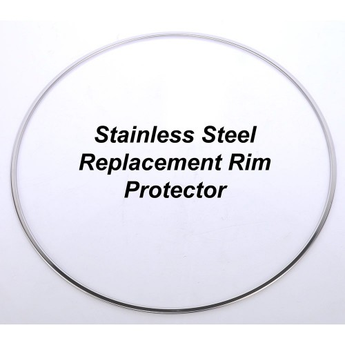 BBS Stainless Rim Protector (18 inch)